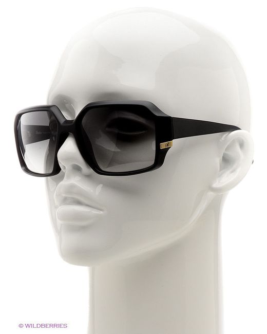 Солнцезащитные Очки Borsalino                                                                                                              чёрный цвет