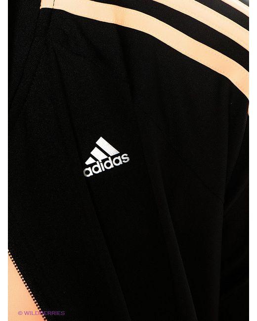Олимпийки Adidas                                                                                                              чёрный цвет