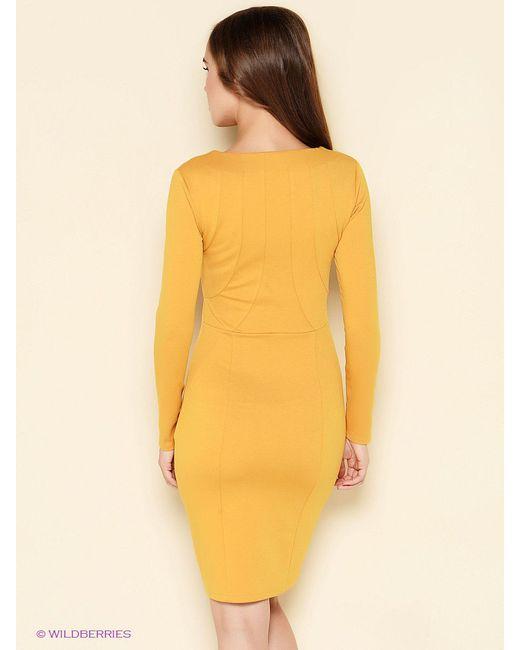 Платья Stets                                                                                                              желтый цвет