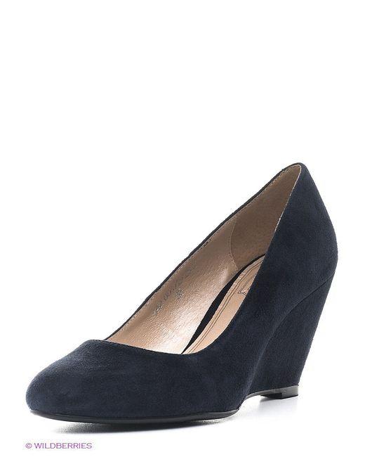 Туфли Valley                                                                                                              синий цвет