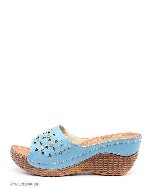 Сабо Evita                                                                                                              голубой цвет
