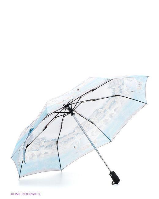 Зонты Eleganzza                                                                                                              голубой цвет
