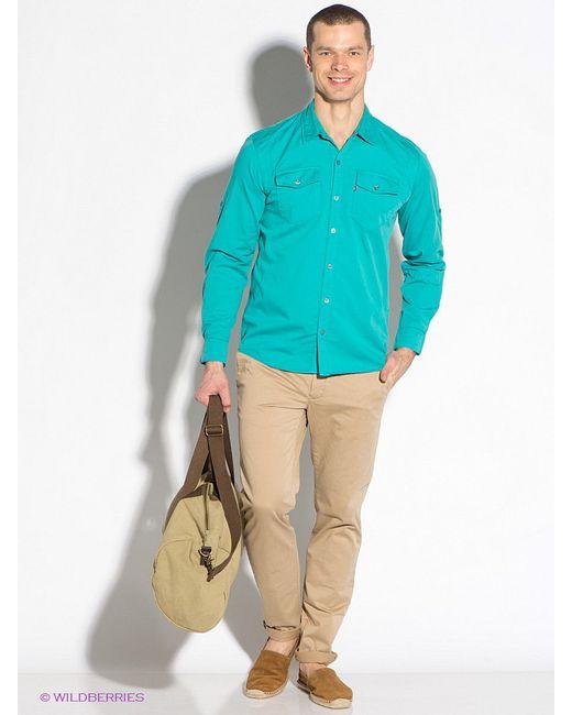 Рубашки F5                                                                                                              Морская Волна цвет