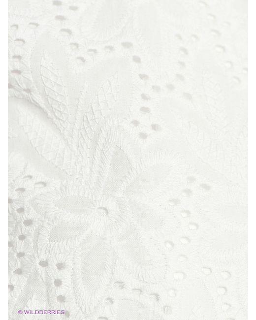 Жакеты Oodji                                                                                                              белый цвет