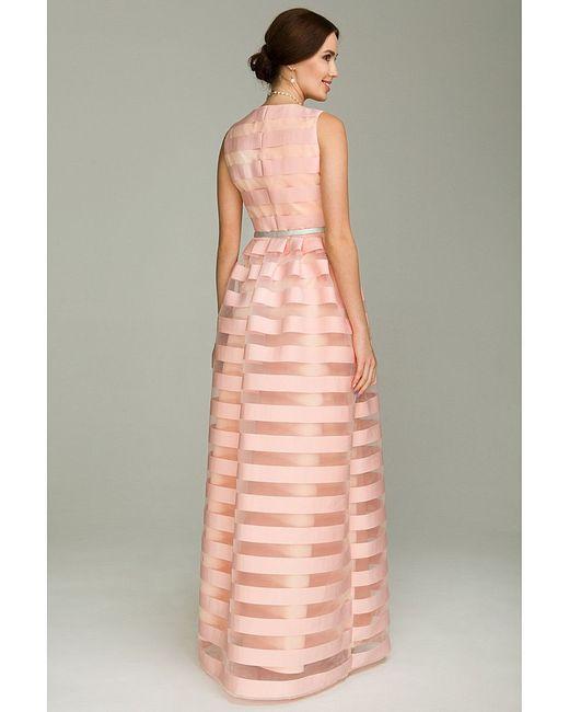 Платья La vida rica                                                                                                              розовый цвет