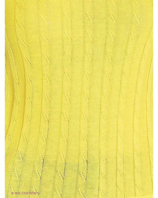 Кофты Folgore                                                                                                              желтый цвет