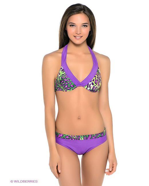 Бикини EMDI                                                                                                              фиолетовый цвет