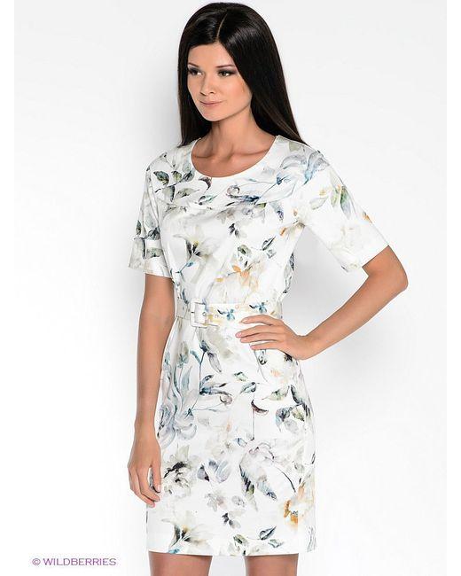 Платья Devur                                                                                                              белый цвет