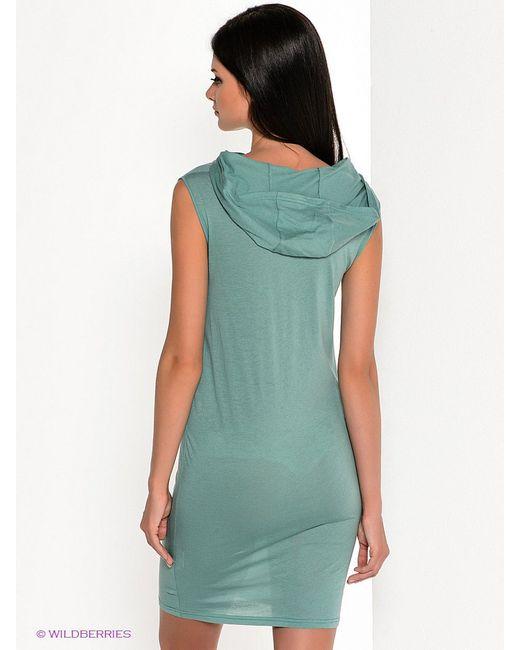 Платья Levall                                                                                                              зелёный цвет