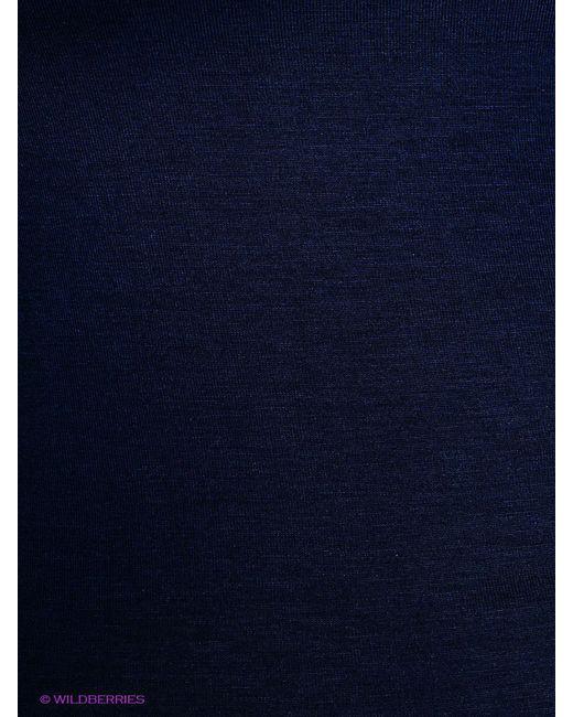 Топ Levall                                                                                                              синий цвет