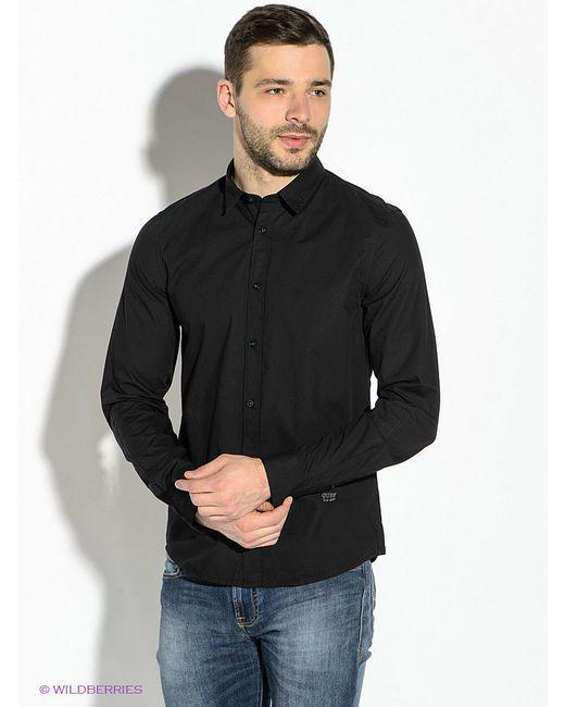 Рубашки Guess                                                                                                              чёрный цвет