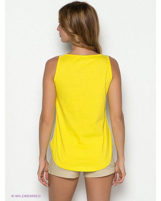 Топы Viaggio                                                                                                              желтый цвет