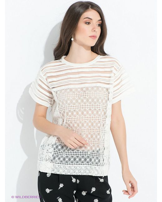 Блузки Pinko                                                                                                              Молочный цвет