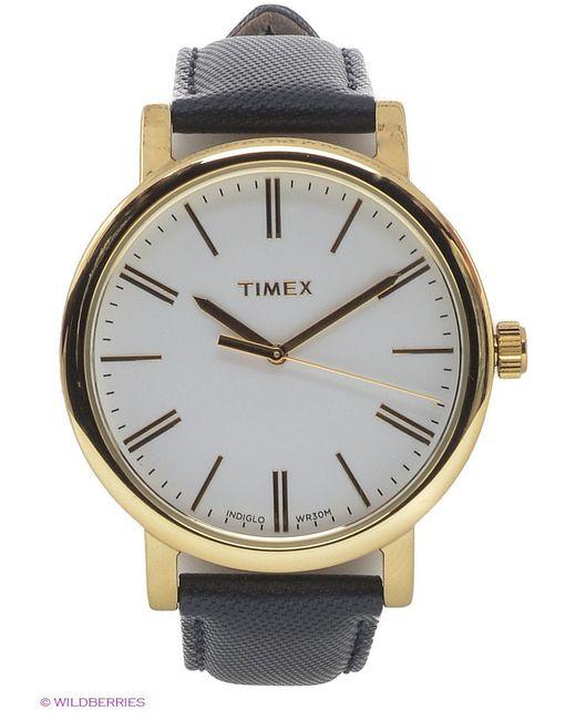 Часы Timex                                                                                                              синий цвет