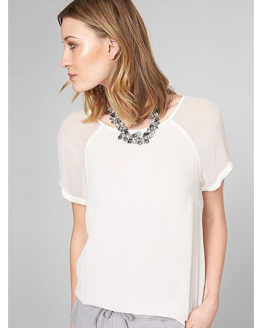 Блузки s.Oliver                                                                                                              белый цвет