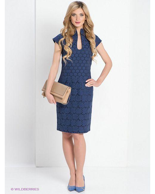 Платья Spicery                                                                                                              синий цвет