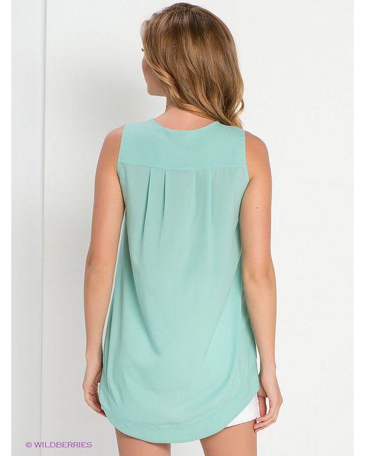 Блузки Devore                                                                                                              Салатовый цвет