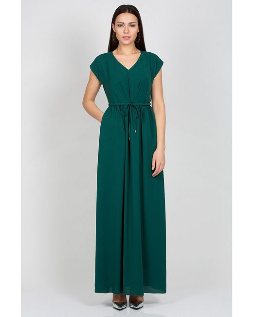 Платья Emka Fashion                                                                                                              зелёный цвет