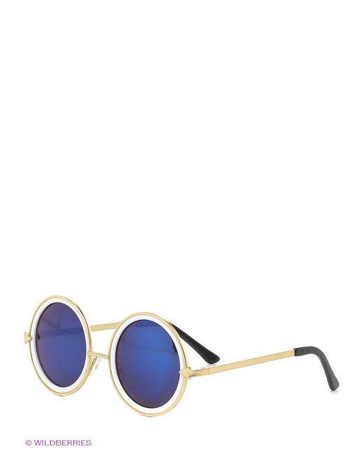 Солнцезащитные Очки To Be Queen                                                                                                              синий цвет