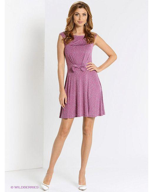 Платья V&V                                                                                                              фиолетовый цвет