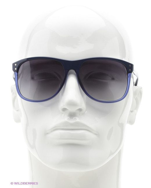 Солнцезащитные Очки Mario Rossi                                                                                                              синий цвет