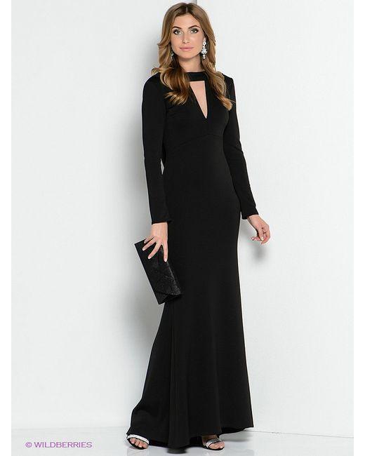 Платья ZAYKINS                                                                                                              чёрный цвет