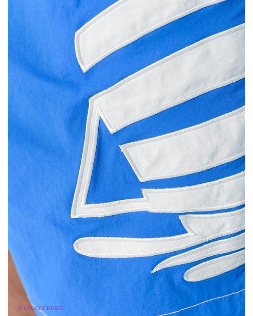 Бордшорты Marina Yachting                                                                                                              синий цвет