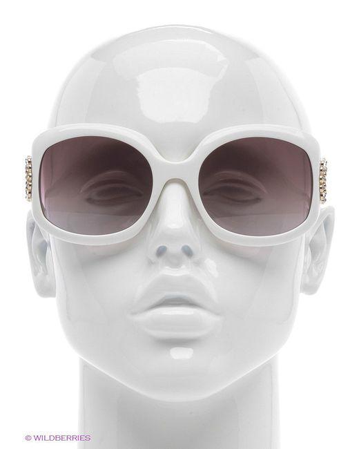 Солнцезащитные Очки Moschino                                                                                                              белый цвет