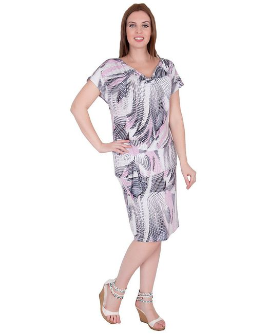 Платья Yuliya Shehodanova                                                                                                              розовый цвет