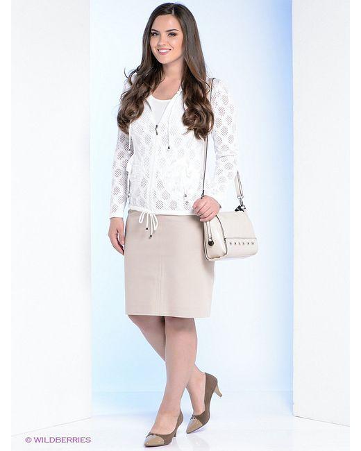 Кардиганы Milana Style                                                                                                              белый цвет