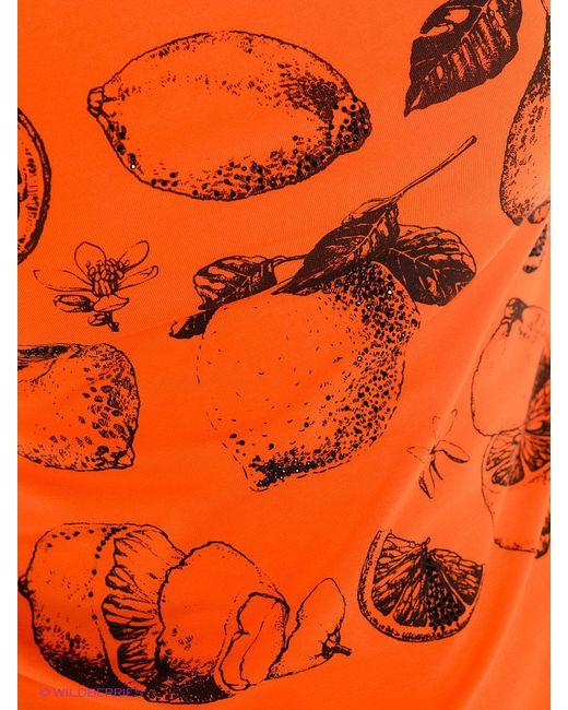 Топ Baon                                                                                                              оранжевый цвет