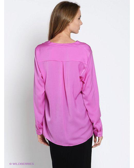 Блузки Milano Italy                                                                                                              розовый цвет