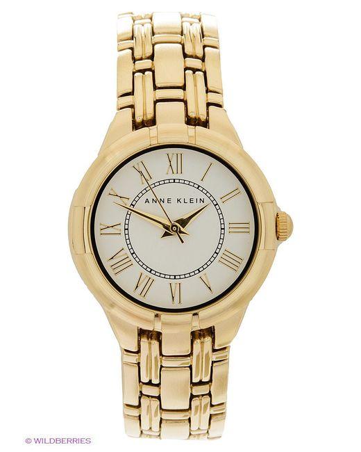 Часы Anne Klein                                                                                                              Золотистый цвет