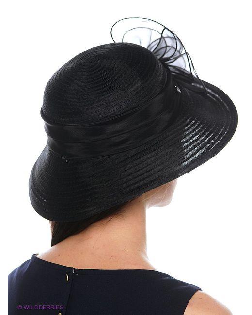 Шляпы Seeberger                                                                                                              чёрный цвет