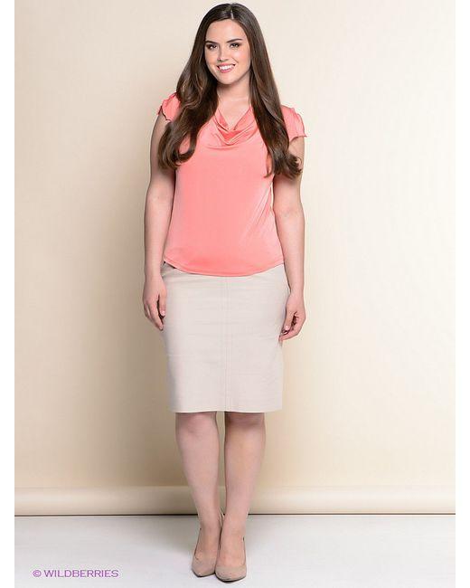 Блузки ОДЕКС-СТИЛЬ                                                                                                              розовый цвет