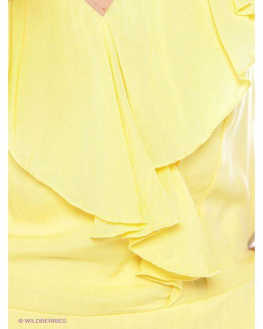 Комбинезоны TOPSANDTOPS                                                                                                              желтый цвет