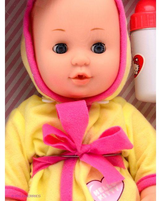 Куклы Карапуз                                                                                                              желтый цвет