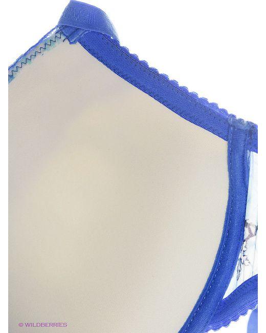 Лифы Just Cavalli                                                                                                              голубой цвет