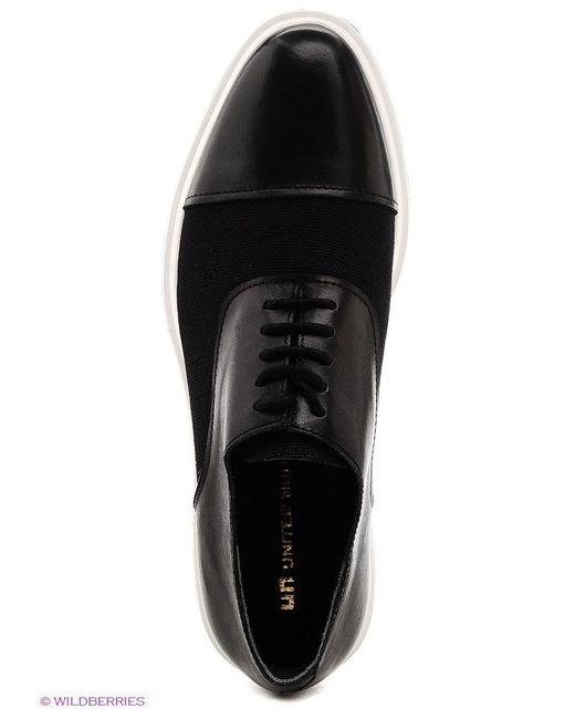 Ботинки United Nude                                                                                                              чёрный цвет