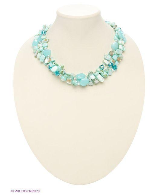 Ожерелья Infiniti                                                                                                              голубой цвет