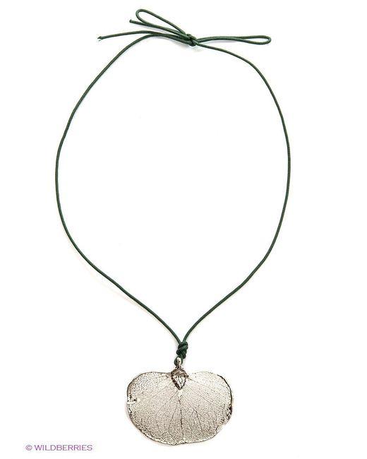 Колье Ester Bijoux                                                                                                              серебристый цвет
