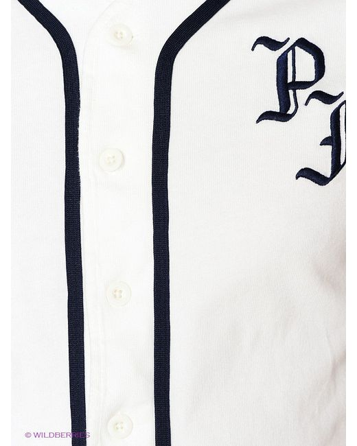 Футболки Pepe Jeans London                                                                                                              белый цвет