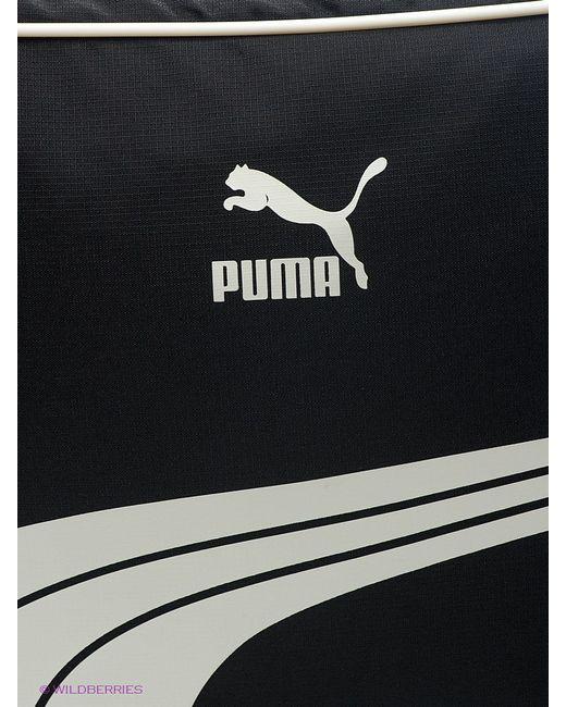Сумки Puma                                                                                                              чёрный цвет