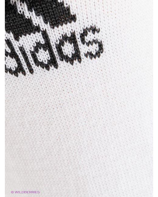 Носки Adidas                                                                                                              белый цвет