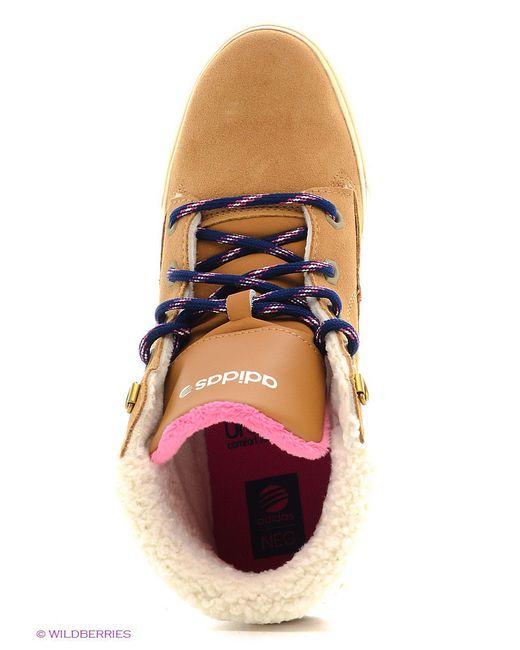 Кроссовки Adidas                                                                                                              синий цвет