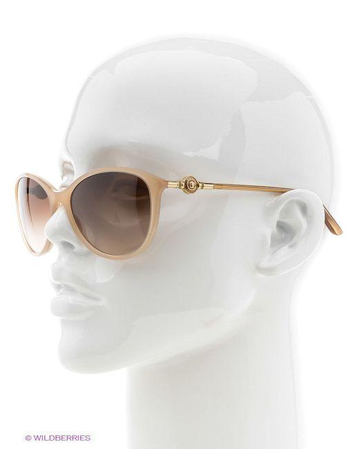 Солнцезащитные Очки Versace                                                                                                              бежевый цвет