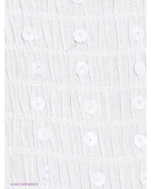 Полукомбинезоны Venera                                                                                                              белый цвет