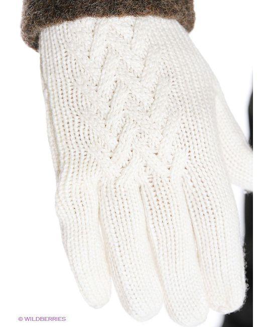 Перчатки Oodji                                                                                                              Молочный цвет