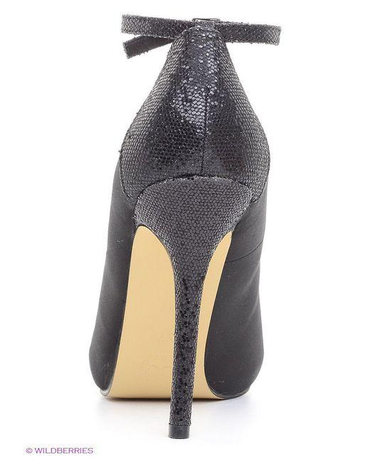 Туфли Oodji                                                                                                              чёрный цвет