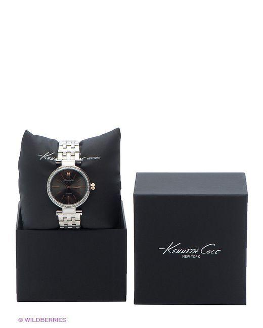 Часы Kenneth Cole                                                                                                              серый цвет